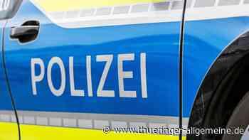 Ohne Führerschein und mit 2,7 Promille in Waltershausen unterwegs - Thüringer Allgemeine