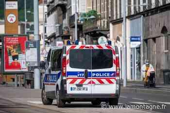Le mineur contrôlé au volant d'une voiture à Clermont-Ferrand, la police caillassée - La Montagne