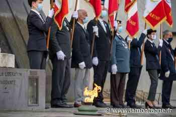 """Commémoration en comité restreint à Clermont-Ferrand : """"Poursuivre le combat en faveur de la paix et de la solidarité"""" - Clermont-Ferrand (63000) - La Montagne"""