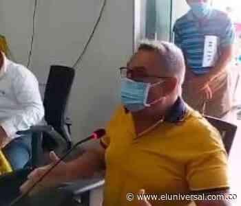Concejal arremete contra el alcalde de Turbaco y contra Gustavo Petro - El Universal - Colombia