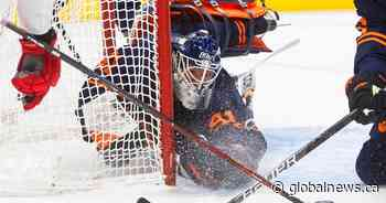Edmonton Oilers Mike Smith all in for playoff run