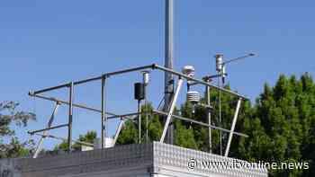 Atripalda, controllo dell'aria: a parco delle Acacie in funzione la centralina Arpac - Irpinia TV