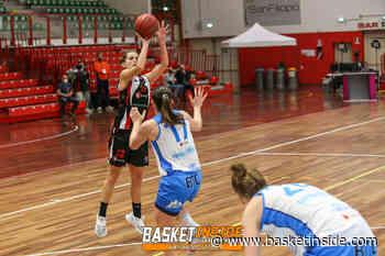 A2 - Tegola San Giovanni Valdarno, stagione finita per Miccio - Basketinside