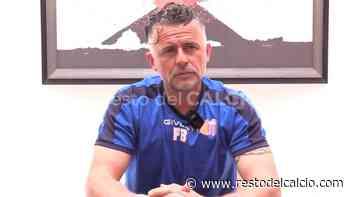 """Catania, Baldini: """"Col Foggia in campo per vincere, ci giochiamo tantissimo e non dobbiamo fare calcoli"""" - Il resto del calcio"""