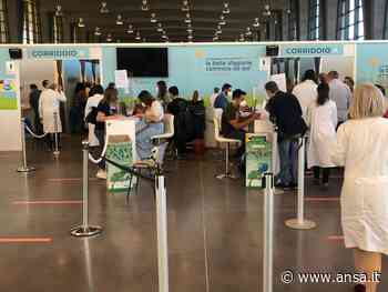 Vaccini: record somministrazioni a Catania, quasi 7.000 dosi - Sicilia - Agenzia ANSA
