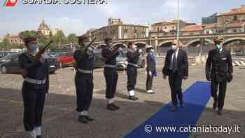 Il vice Ministro alle Infrastrure visita la Direzione Marittima di Catania - CataniaToday