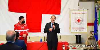 Catania, inaugurata la nuova sede della Croce Rossa - lasiciliaweb   Notizie di Sicilia