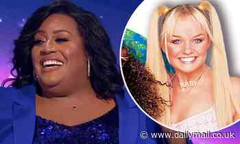 I Can See Your Voice: Alison Hammond was Baby Spice in tribute band