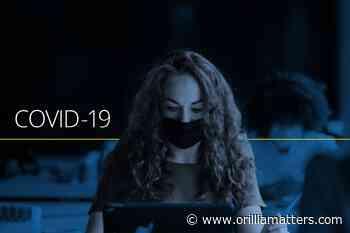 Ontario reports 2,864 new COVID cases Saturday - OrilliaMatters