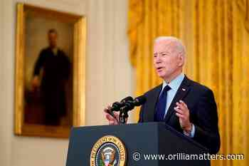 Biden move to share vaccine designed to spread US influence - OrilliaMatters