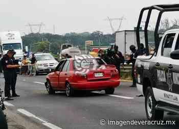 Persecución y balazos en autopista Cosolea-Nuevo Teapa; 2 detenidos - Imagen de Veracruz
