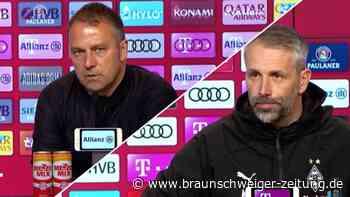 """Bayerns Meistergala begeistert Flick: """"Eines Meisters würdig"""""""