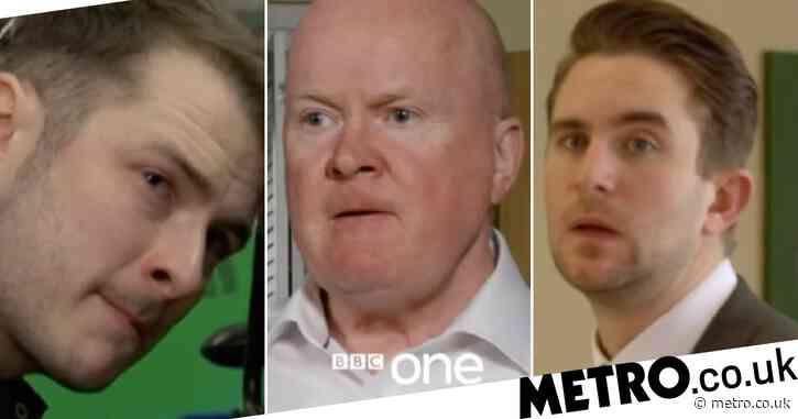 EastEnders spoilers: Will Phil Mitchell stop Ben and Callum Highway's wedding?
