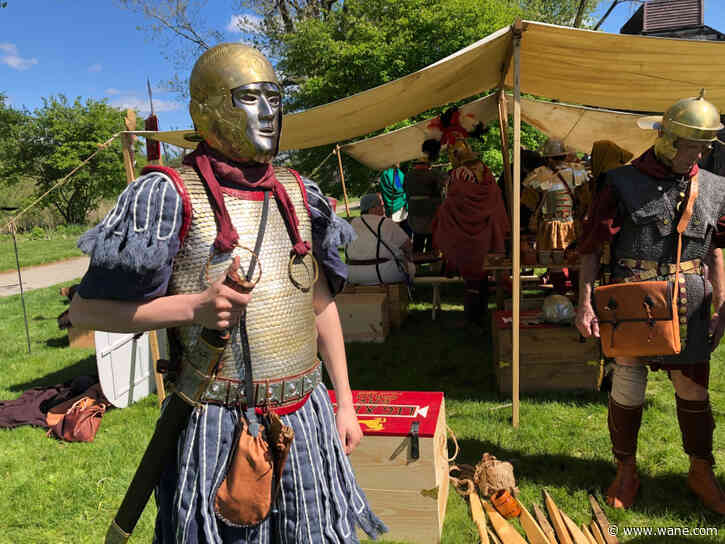 Historic Fort Wayne launches 2021 season 'Timeline of Several Centuries'