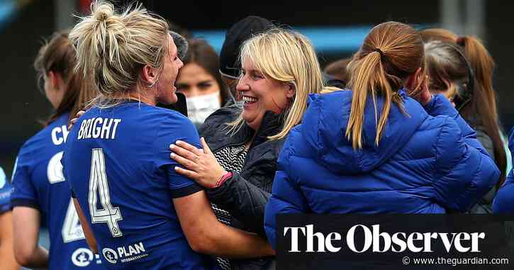 Emma Hayes leans into lessons from geese to find Chelsea a V for victory | Louise Taylor