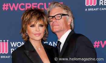 Lisa Rinna's husband Harry Hamlin steals the show as she displays killer dance moves
