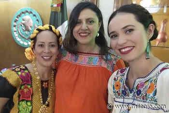 María del Carmen Rosas Franco, poblana que promueve el arte mexicano en Argentina - Milenio