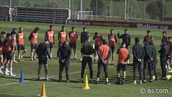 Guille Rosas y Marc Valiente son duda para recibir al Lugo - AS