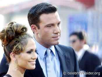 Jennifer Lopez And Ben Affleck Spending More And More Time Together Since Her Alex Rodriguez Split - Are They Reuniting? - Celebrity Insider