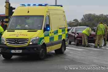 Alweer twee gewonden op zwart kruispunt - Het Nieuwsblad