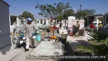 ¿Permitirán el acceso a los panteones de Monterrey el Día de las Madres? - El Heraldo de México