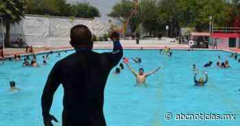 Monterrey prepara apertura de albercas públicas - ABC Noticias