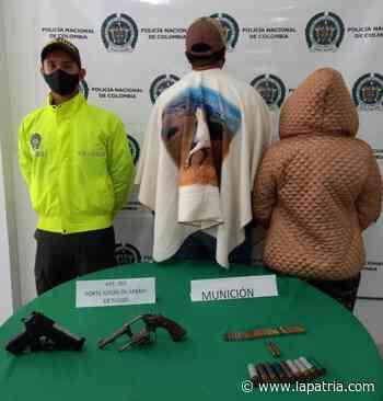 A comprador de café en Pácora lo detuvieron armado - La Patria.com