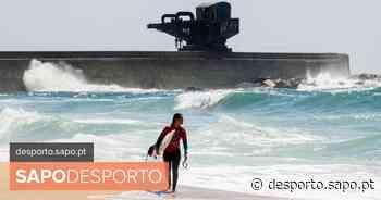 As melhores imagens do último dia da Liga MEO Surf no Porto - SAPO Desporto