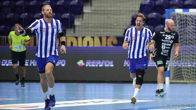 FC Porto vence clássico com Sporting e tem o título na mão - A Bola