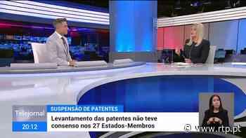 Cimeira Social do Porto. A análise de Márcia Rodrigues 20 min. - RTP