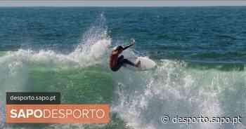 Condições perfeitas para o segundo dia da Liga MEO Surf no Porto. Assista aqui em direto - SAPO Desporto