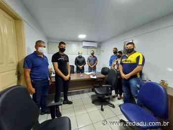 Semel recebe visita do secretário de esporte de Xinguara e comissão esportiva - Blog do Zé Dudu