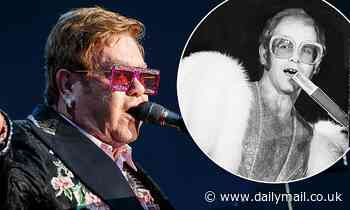 Elton John revealed his song Crocodile Rock was written as a joke and vows never to sing it again