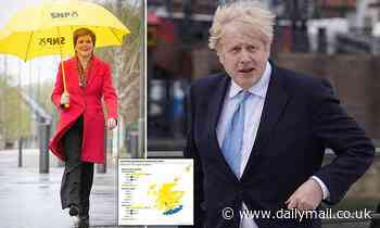 Nicola Sturgeon rebuffs Boris Johnson's offer to unite as Team UK