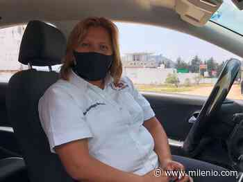 """Guadalupe celebra el día del taxista """"ruleteando"""" por las calles de Toluca - Milenio"""