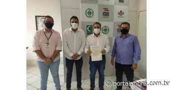 Gestores da Prefeitura de Garopaba conquistam R$ 200 mil com secretário Estadual para compra de equipamentos para agricultores do município - Portal AHora
