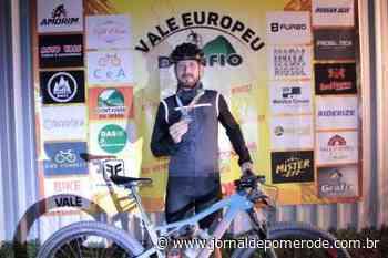 300km de superação em duas rodas - Jornal de Pomerode