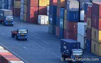 Coronavirus | Oxygen curbs hit container availability - The Hindu