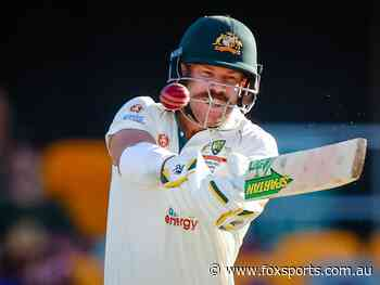 David Warner and Michael Slater respond to fight rumours