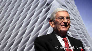 Eli Broad's medical research legacy will 'touch almost the whole world' - STAT