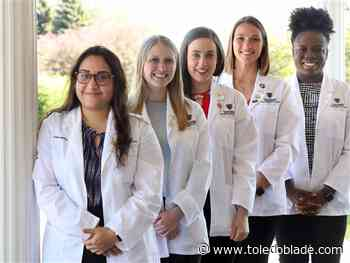 UT medical students collect, donate menstrual hygiene items - Toledo Blade