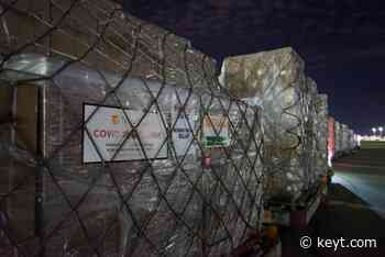 Direct Relief sends first charter of critical medical supplies to COVID-ravaged India | NewsChannel 3-12 - KEYT
