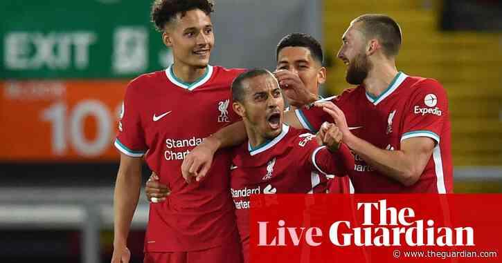 Liverpool 2-0 Southampton: Premier League – as it happened