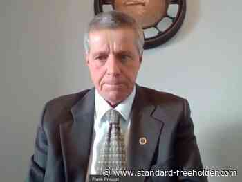 SDG Warden Frank Prevost criticized for comments on systemic racism - Standard Freeholder