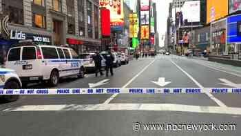 2 Shot, Including Toddler, in Times Square: Police