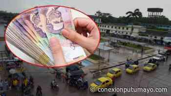 ¡Ejemplo de honradez! En Puerto Asís, taxista devolvió $10 millones olvidados en su vehículo - Conexión Putumayo