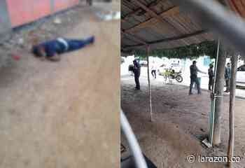 Dos personas muertas deja atentado criminal en Tierralta - LA RAZÓN.CO