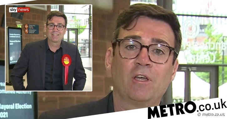 'King of the North' Andy Burnham hints at Labour leadership bid
