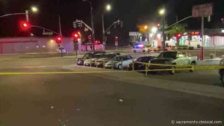 4 Injured In Overnight Shooting At Citrus Heights Nightclub