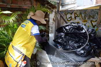 Recife leva ações de prevenção das arboviroses para comunidade do Vietnã, nos Torrões - Diário de Pernambuco